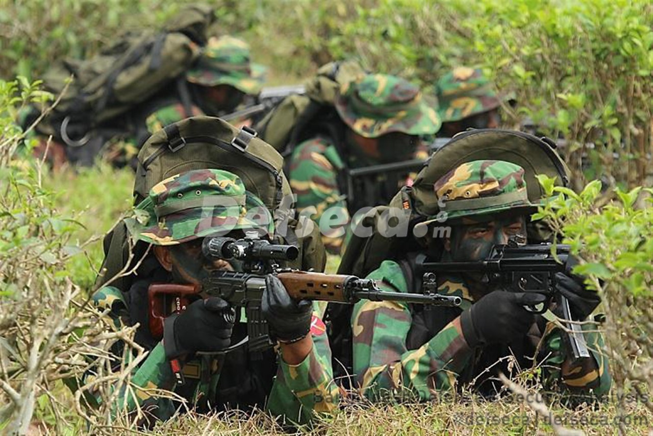 Bangladesh Army Special Forces missions