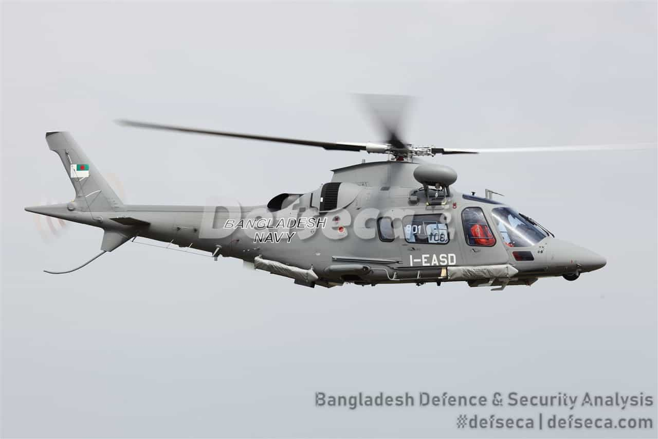 Bangladesh Navy to buy utility helicopters