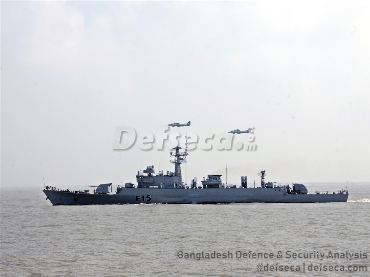 Bangladesh's armed forces at a glance