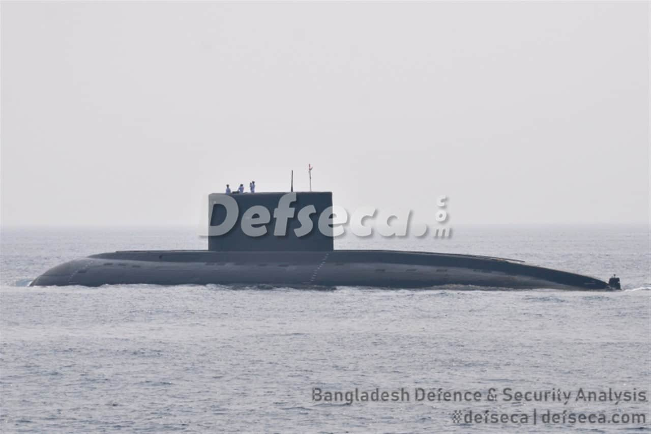 India to handover Kilo class submarine to Myanmar Navy