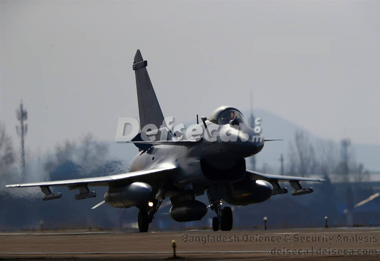J-10C is the perfect lightweight fighter for Bangladesh Air Force