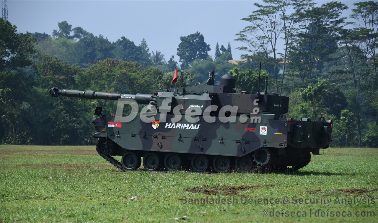 Bangladesh Army to purchase military hardware from Indonesia