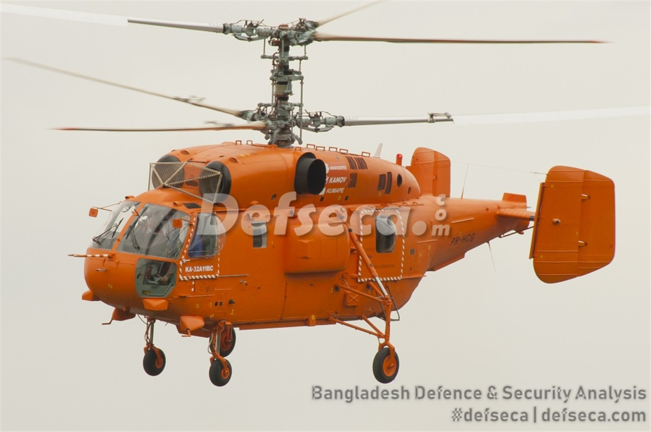 Bangladesh Fire Service purchasing Russian helicopters