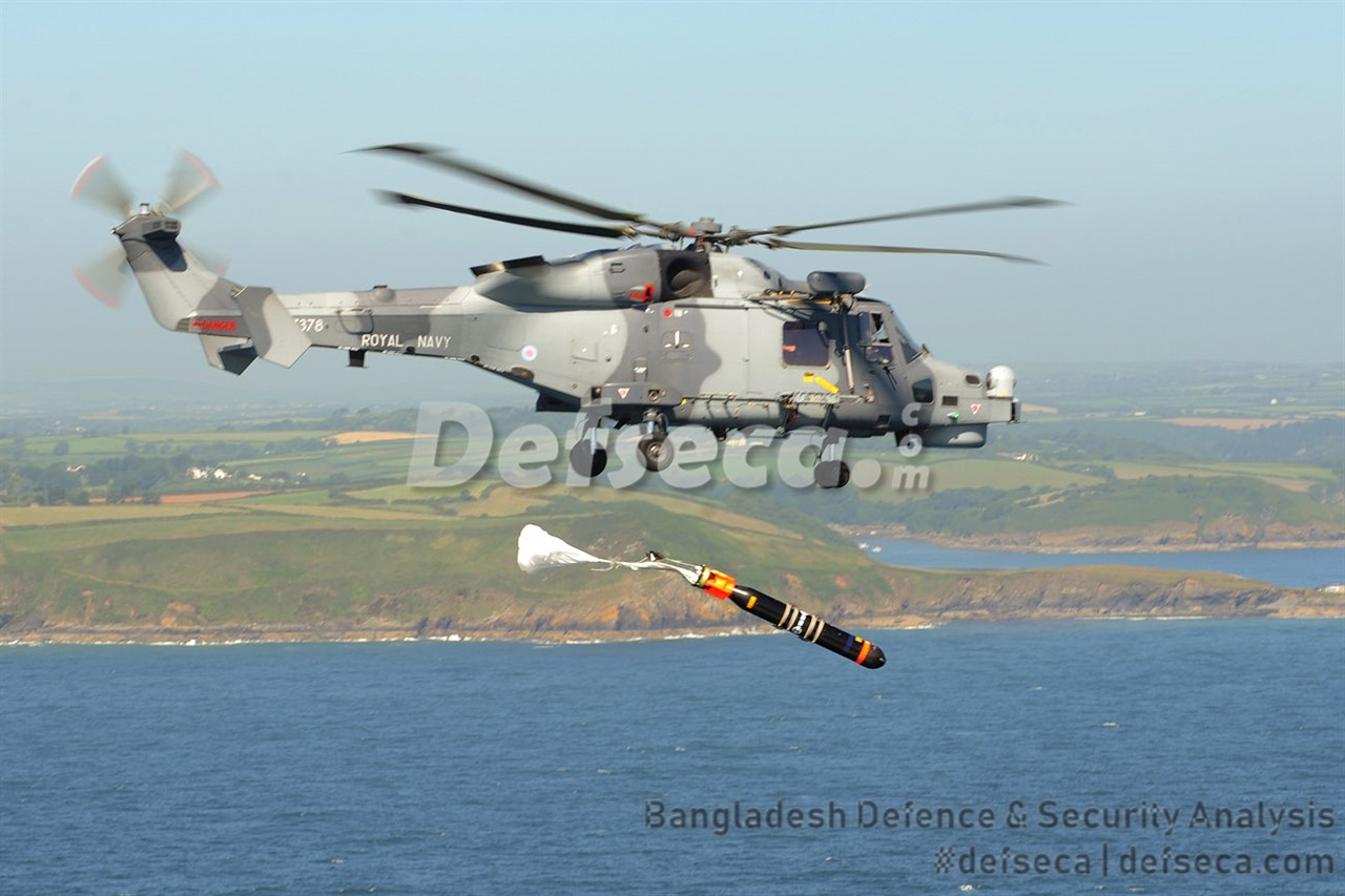 Bangladesh Navy anti-submarine warfare helicopters coming