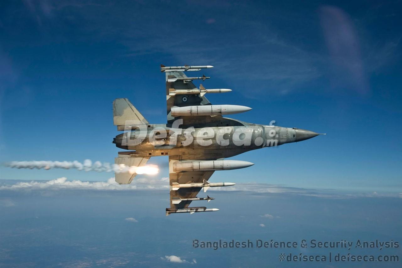 Bangladesh Air Force's choice for light combat aircraft