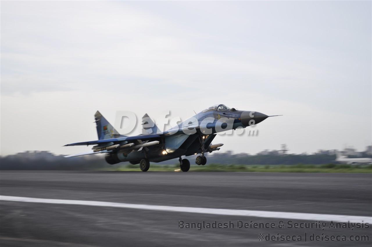 Bangladesh Air Force won't upgrade MiG-29 fleet