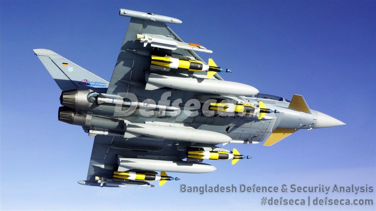 The blueprint for Bangladesh Air Force by 2040