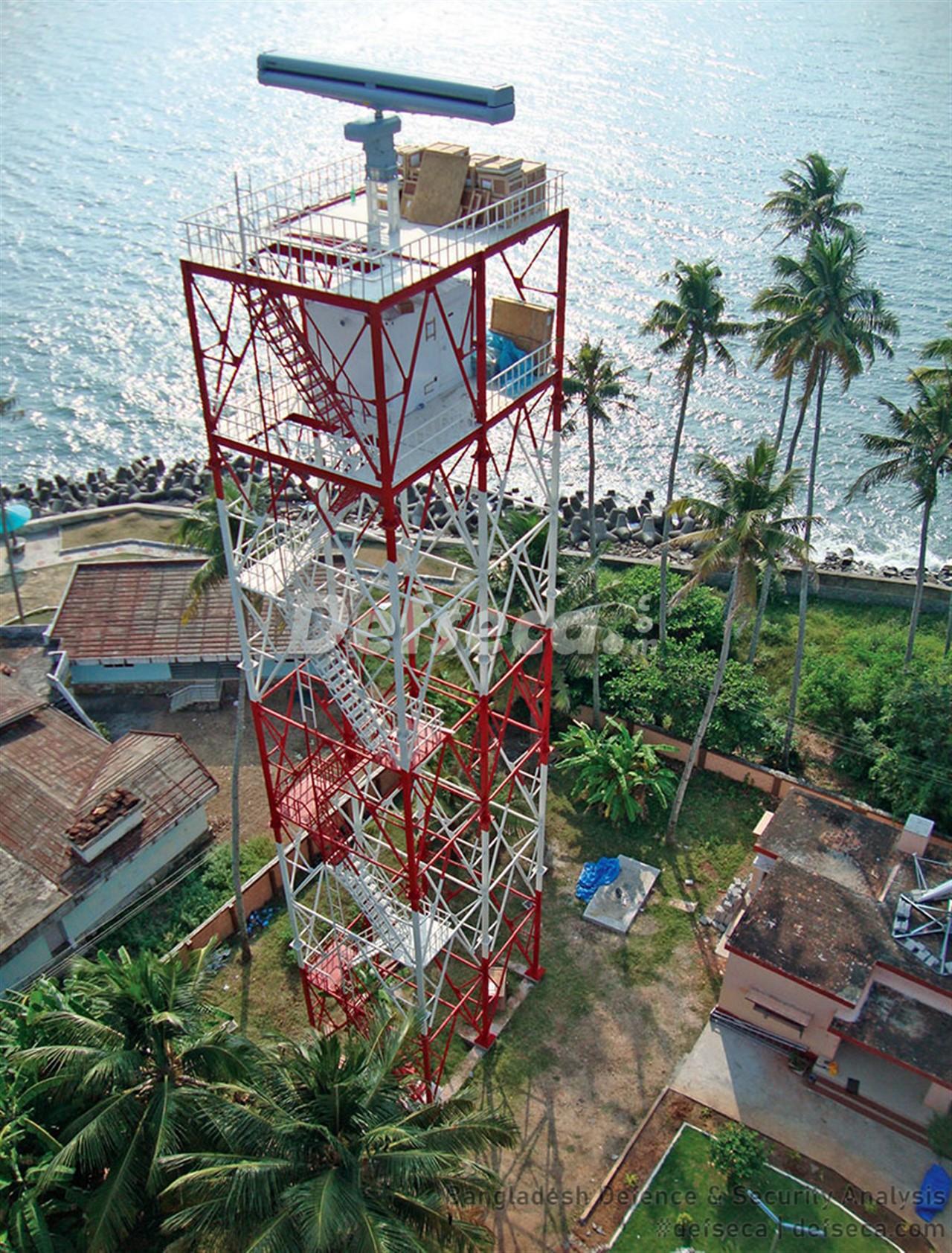 Bangladesh Coast Guard to use Indian made coastal surveillance system