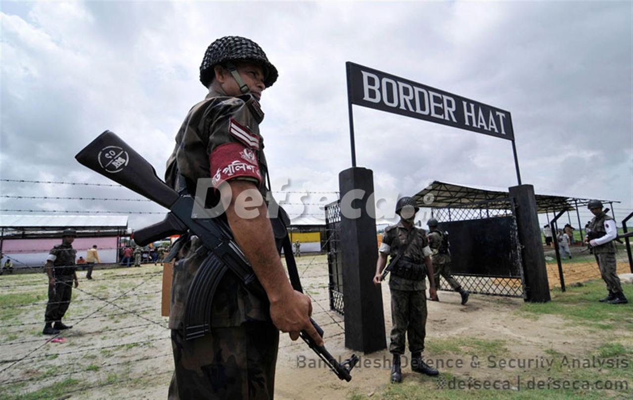 BGB thwarts illegal border fence by BSF on Khagrachari's Ramgarh border