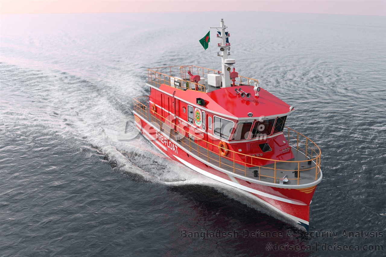 Canadian firm delivers fire-float design to KSY
