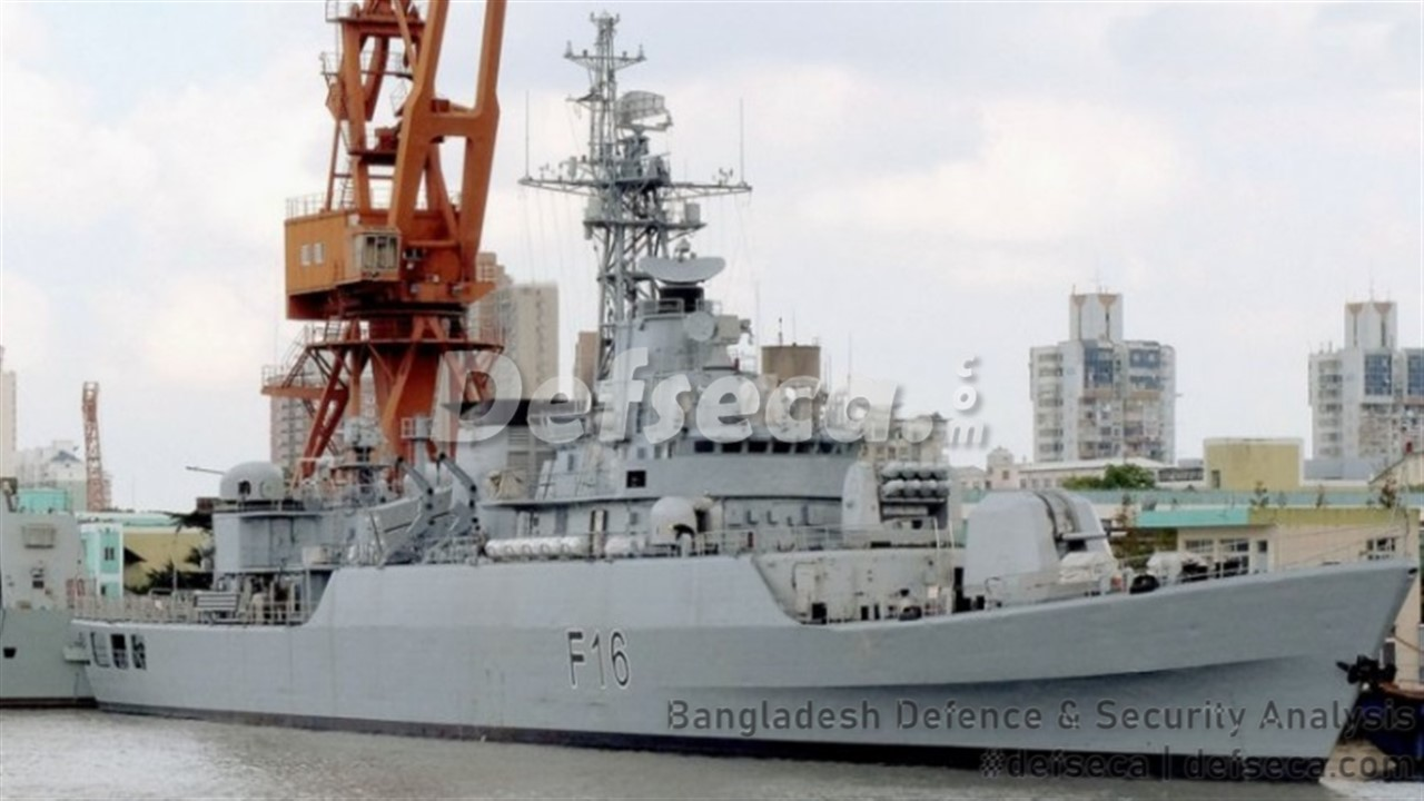 China: Two frigates ready, negotiations on for more