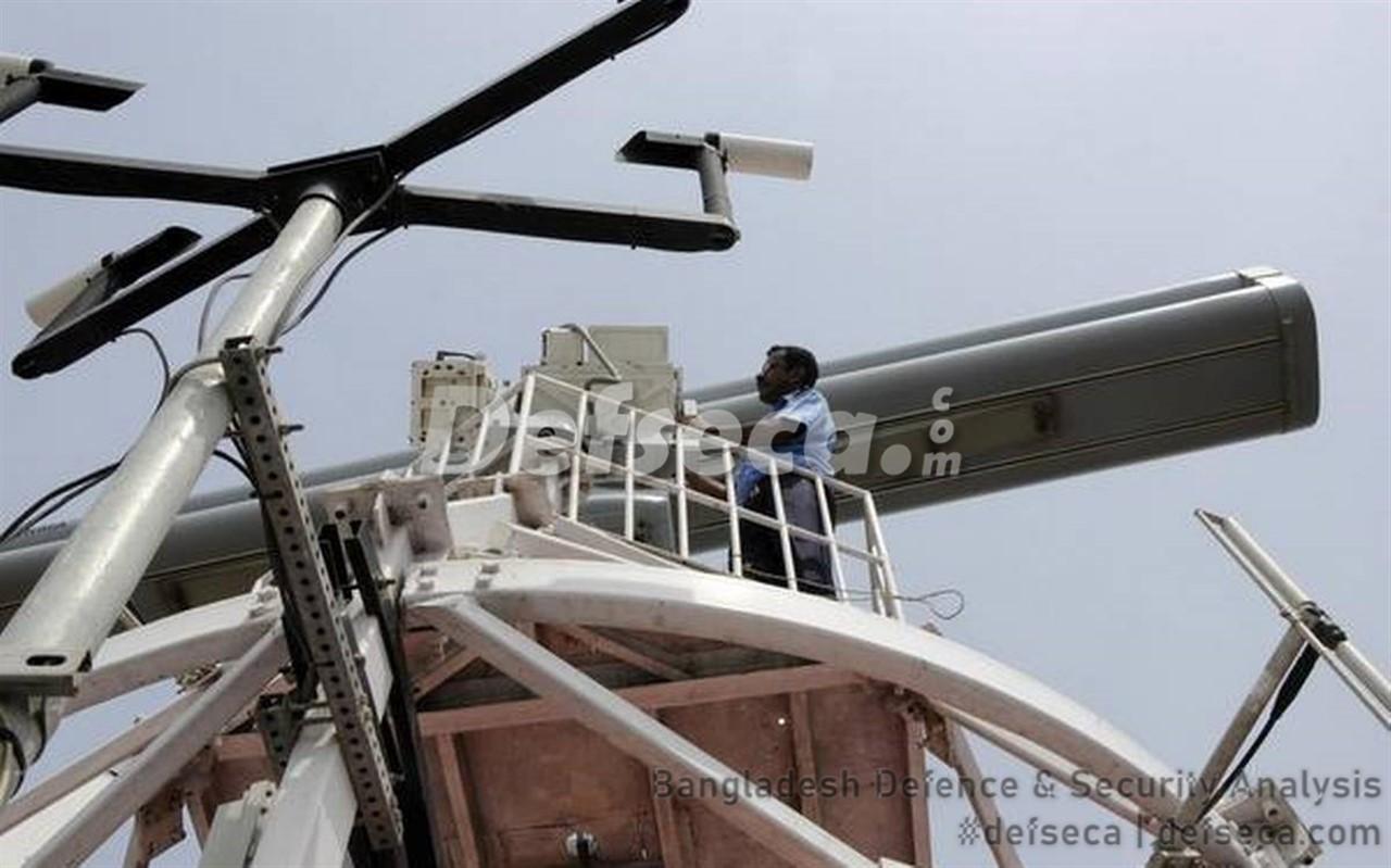 Coastal surveillance network from India under scrutiny