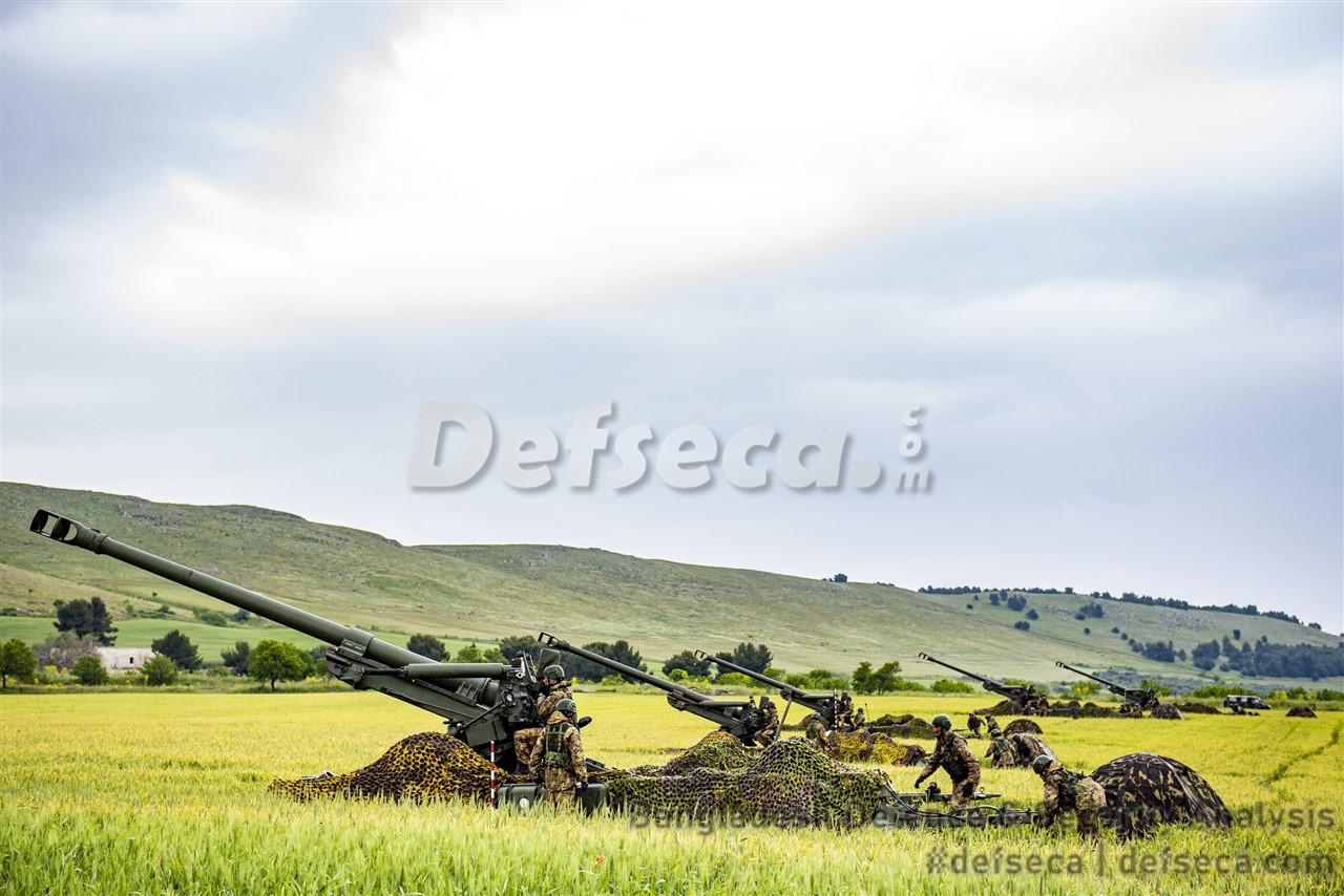 Artillery forces set for big expansion