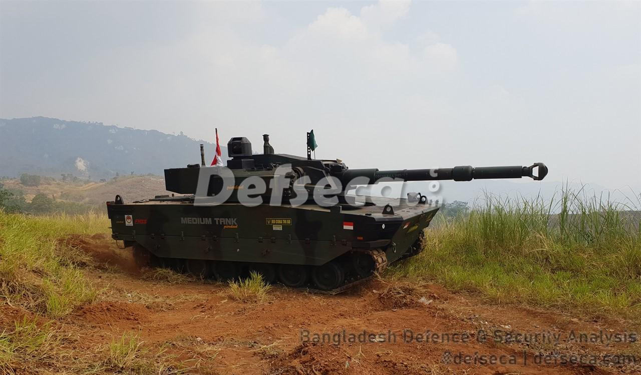 Bangladesh Army orders Indo-Turkish Kaplan medium tanks