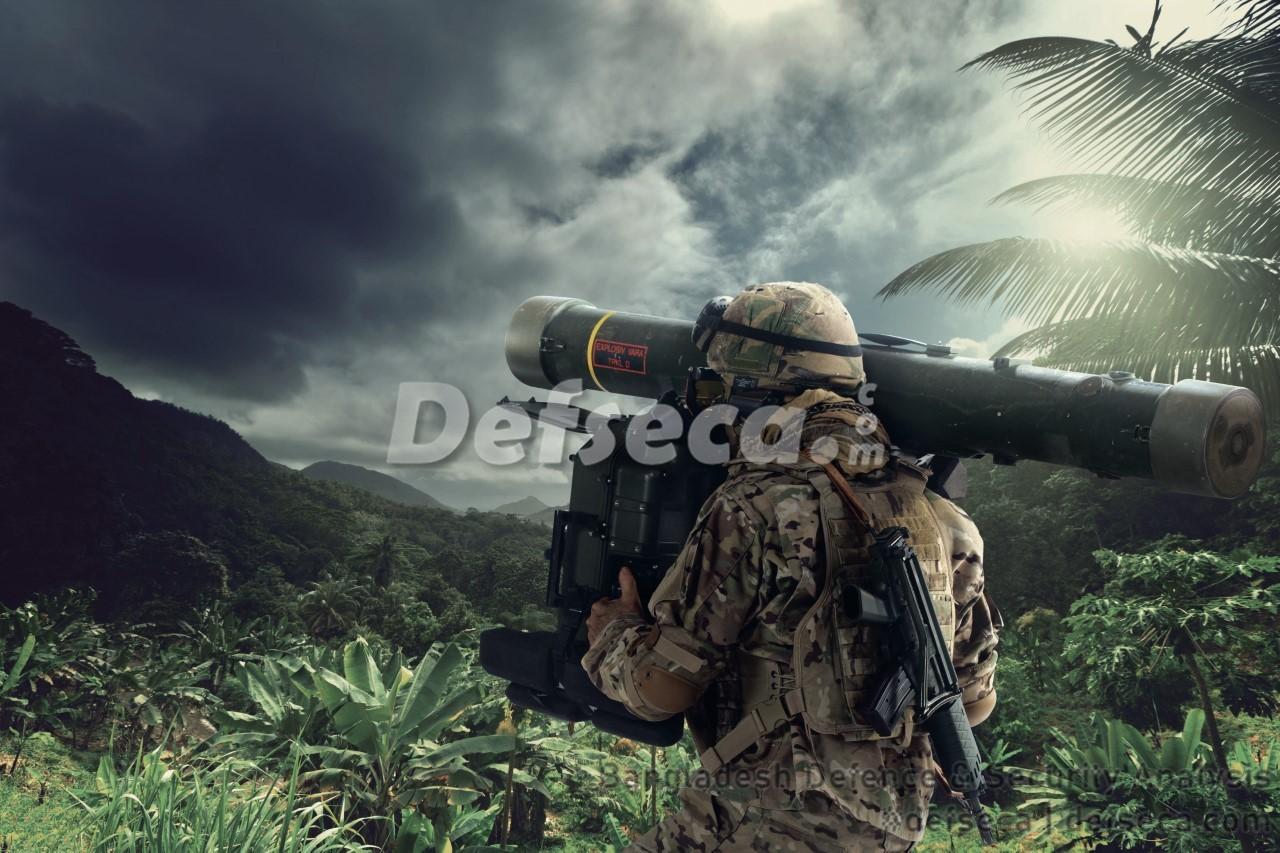 Bangladesh Army takes delivery of RBS 70 NG VSHORAD systems