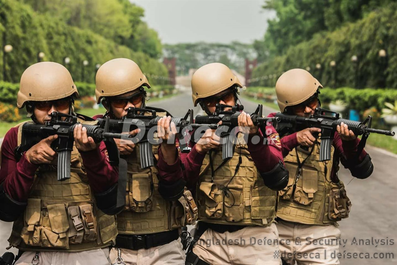 Bangladesh Police orders 15,000 Level IIIA/IV bulletproof vests