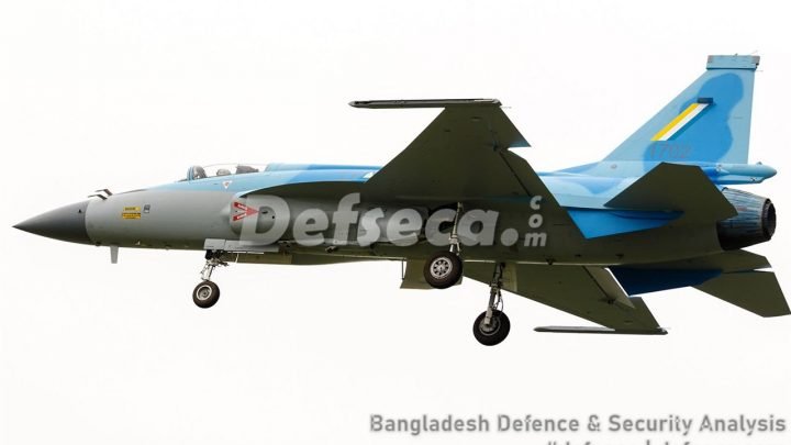 Myanmar Air Force JF-17 acquisition on track