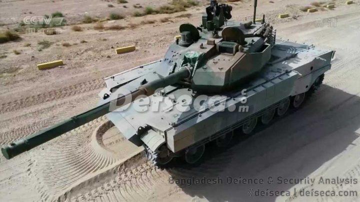 Bangladesh Army becomes launch customer for VT5 light tank