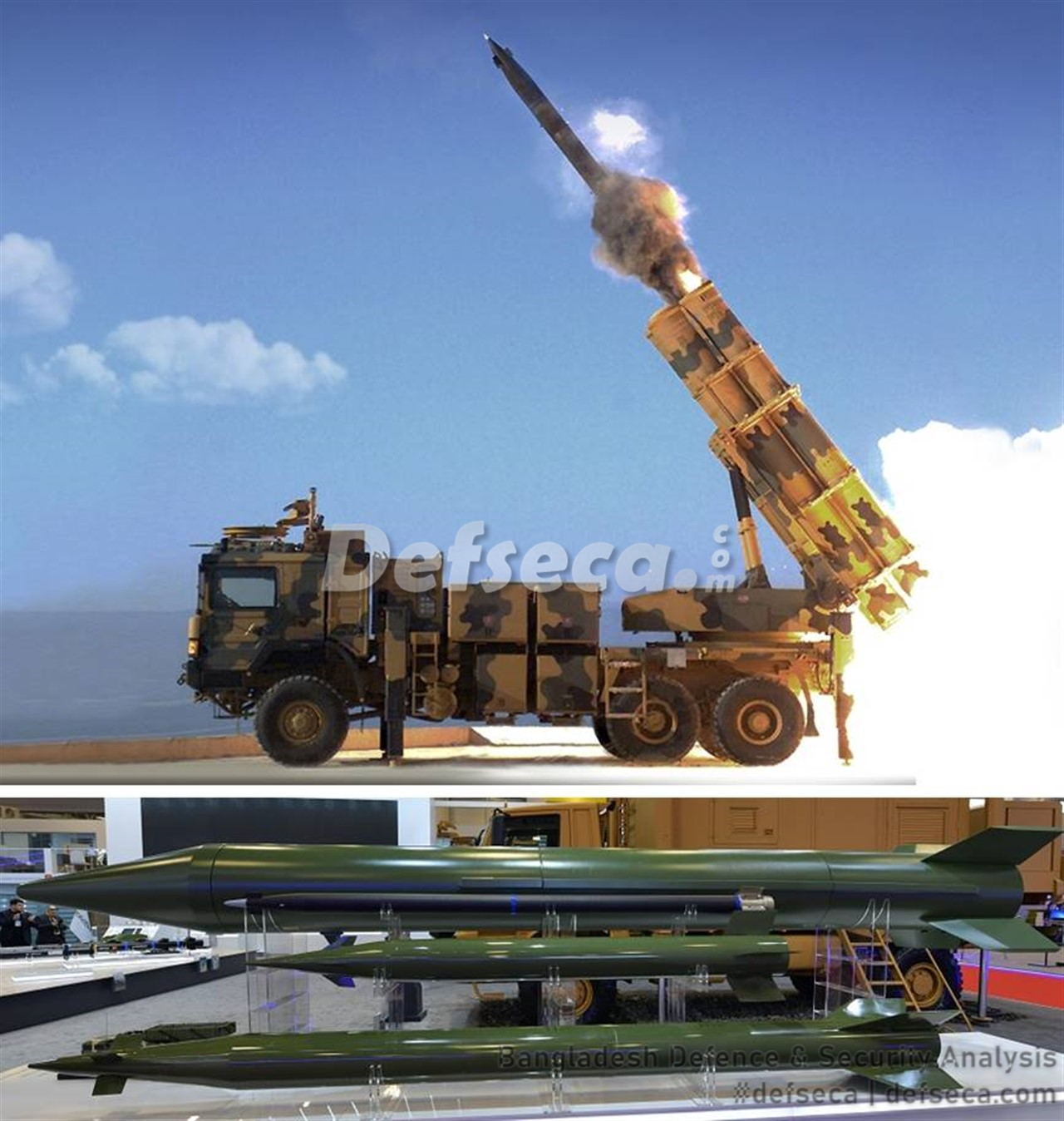 Bangladesh Army to induct Tiger surface-to-surface tactical missiles