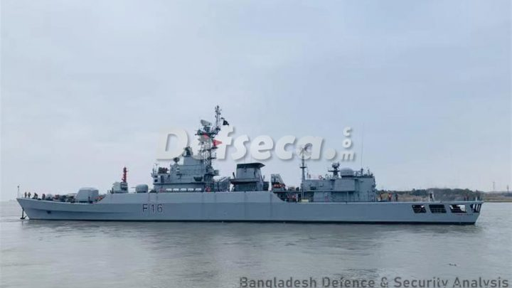 Bangladesh Navy purchases 2 more Type 053H3 frigates from China