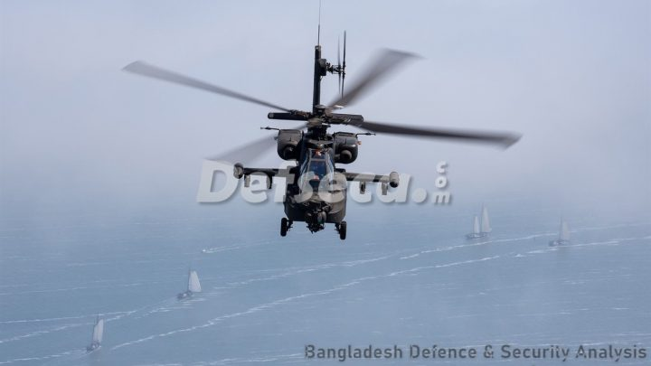 Bangladesh-US defence cooperation being upgraded