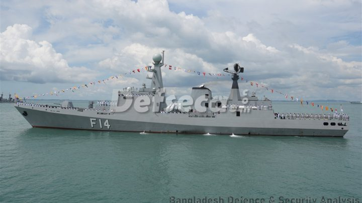 Defeat after defeat for Myanmar Navy