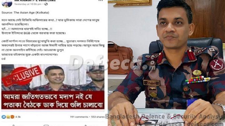 Indian media circulates malicious propaganda against BGB