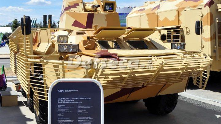 Ukraine plans to upgrade Bangladesh Army's armoured vehicles