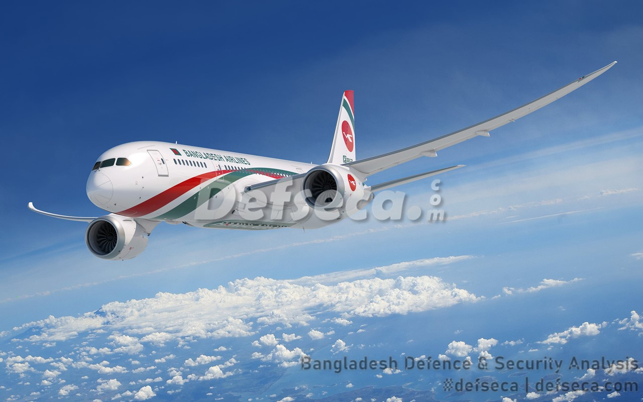 Bangladesh Airlines to purchase 8 new aircraft