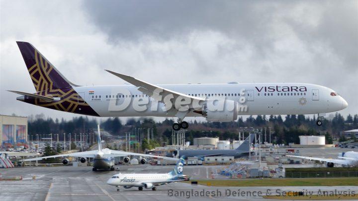 Biman to grab four more Boeing 787-9 Dreamliners