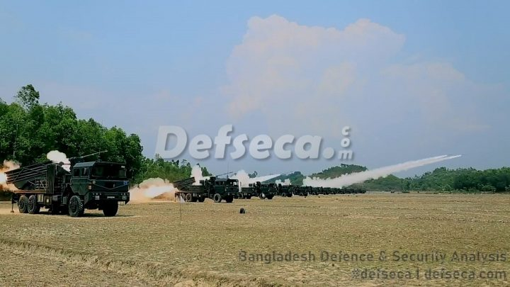 China fulfils WS-22A GMLRS contract for Bangladesh Army