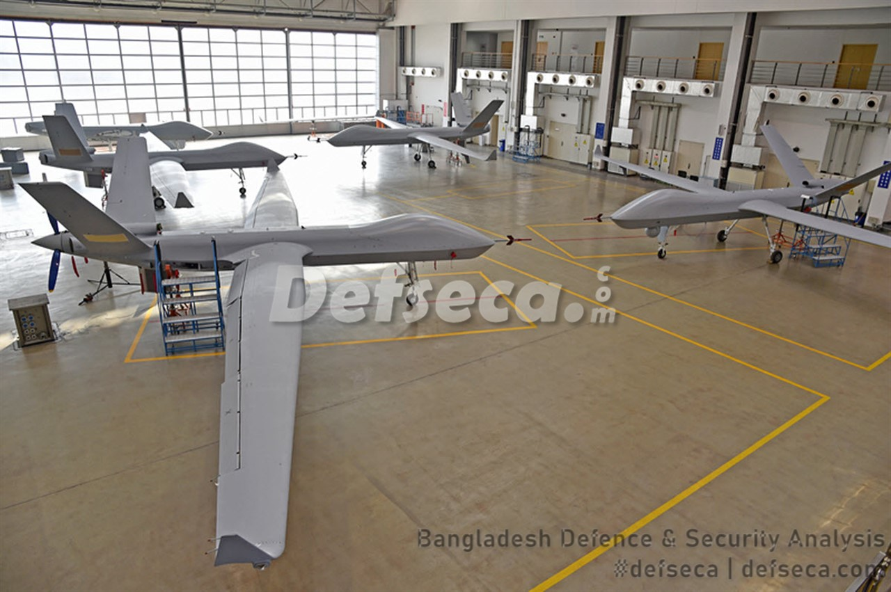 China to deliver combat drones to Bangladesh Air Force