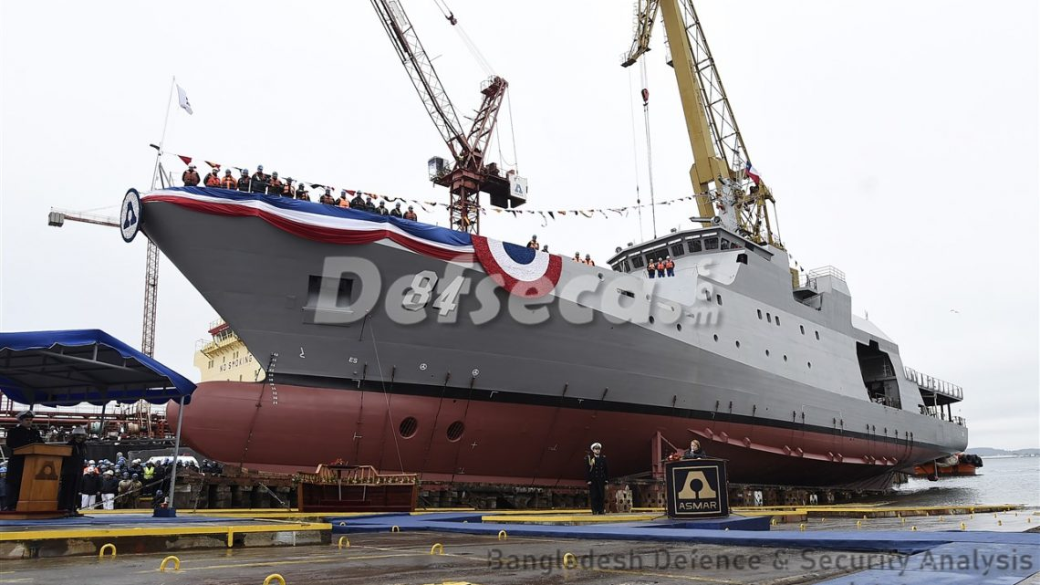 Overview of Bangladesh Navy warship projects in 2020