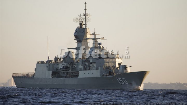 Short and mid-term ideas and initiatives for the Bangladesh Navy