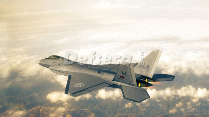 Turkey considers Bangladesh, Pakistan for TF-X future fighter jet program