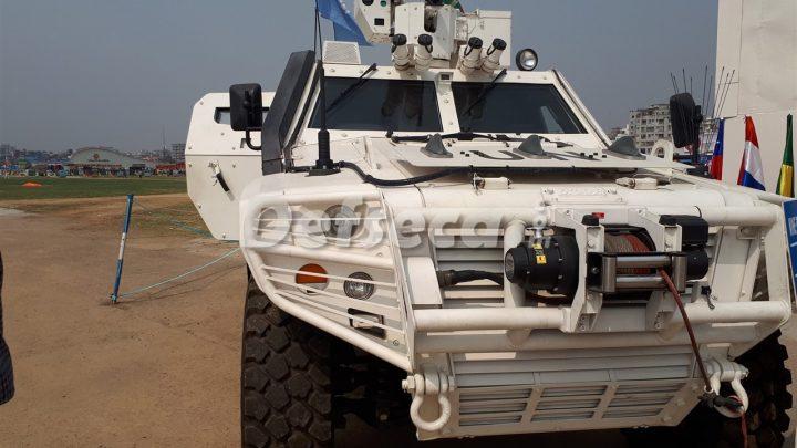 Turkey sold hundreds of Cobra LAVs to Bangladesh Army