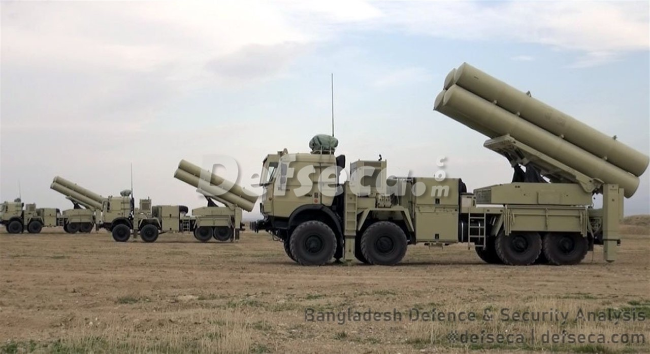 Artillery being equipped with new weapons from China and Europe