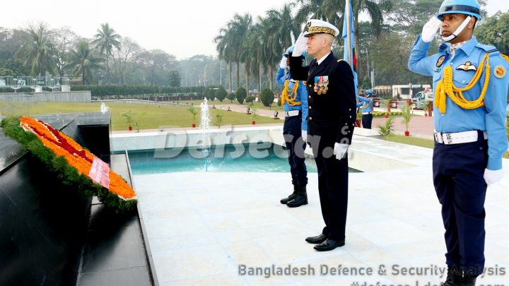 Bangladesh-France defence ties to grow with military hardware sales