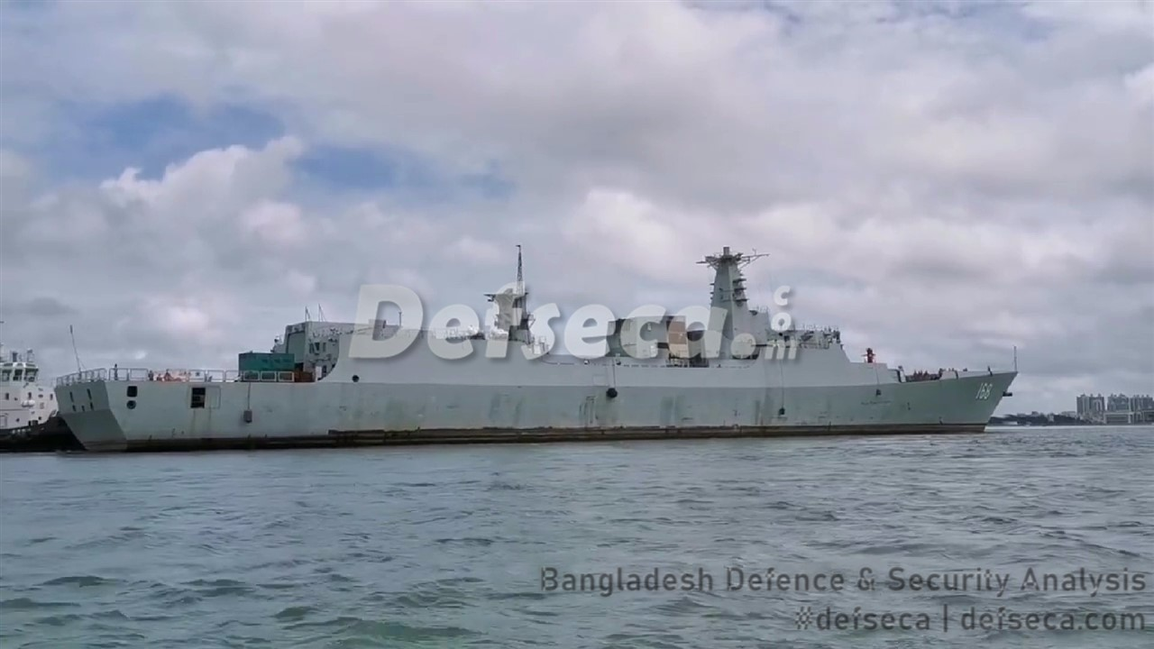 Bangladesh Navy may purchase Chinese destroyers