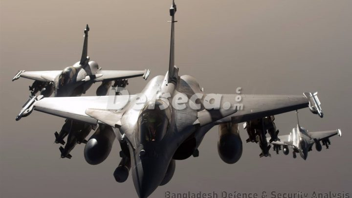 France offers Rafale fighters, armed UAVs to Bangladesh