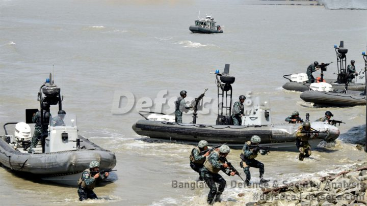 Tri-nation Special Forces exercise held in Bangladesh