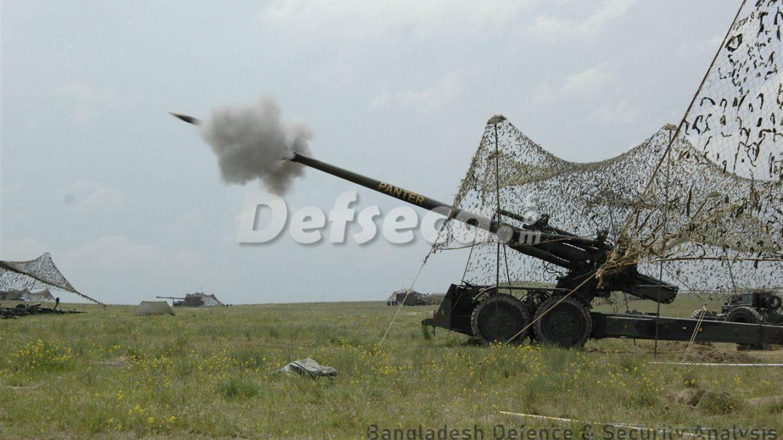 Artillery ammunition line to be procured