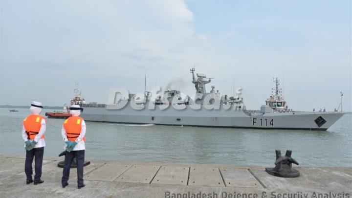 Bangladesh Navy's anti-submarine warfare capability at a glance