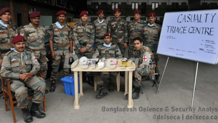 Bangladesh rejects Indian Army's assistance to fight COVID-19