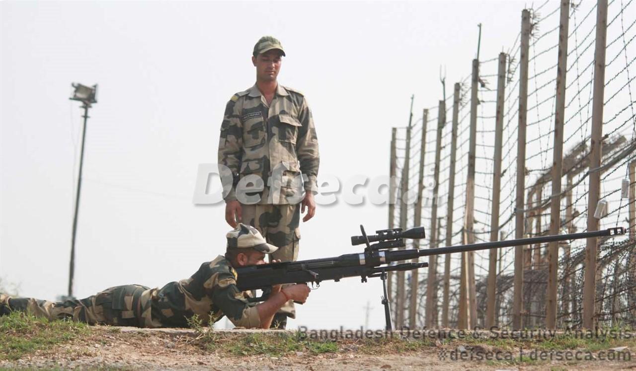 BSF attacks BGB at Bourimari border area