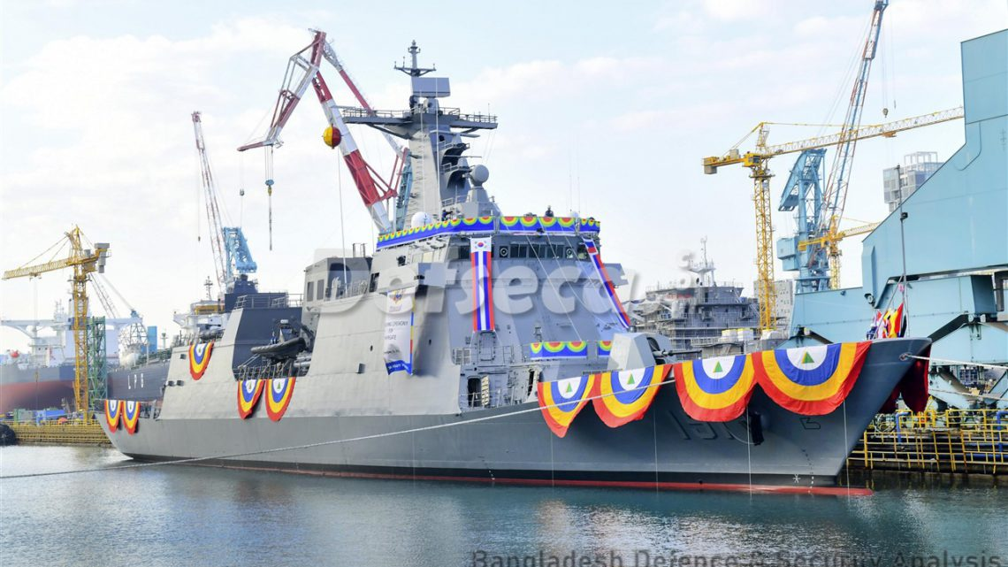 Jose Rizal class – an excellent corvette option for the Bangladesh Navy