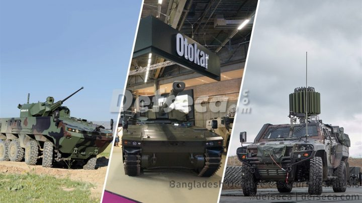 Turkish firm scores large defence contract with Bangladesh Army