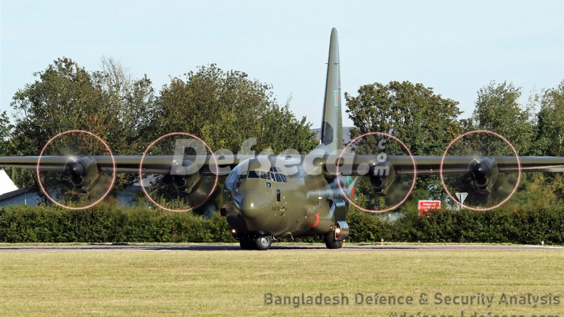 Air Force sends crew to get 2nd C-130J
