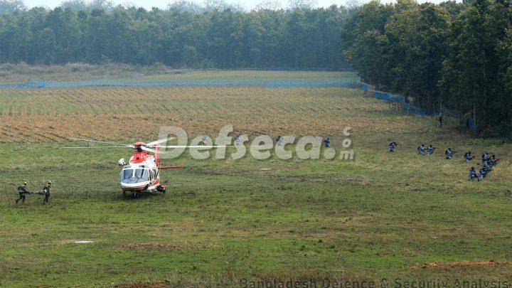 Bangladesh military ready for Cyclone Amphan
