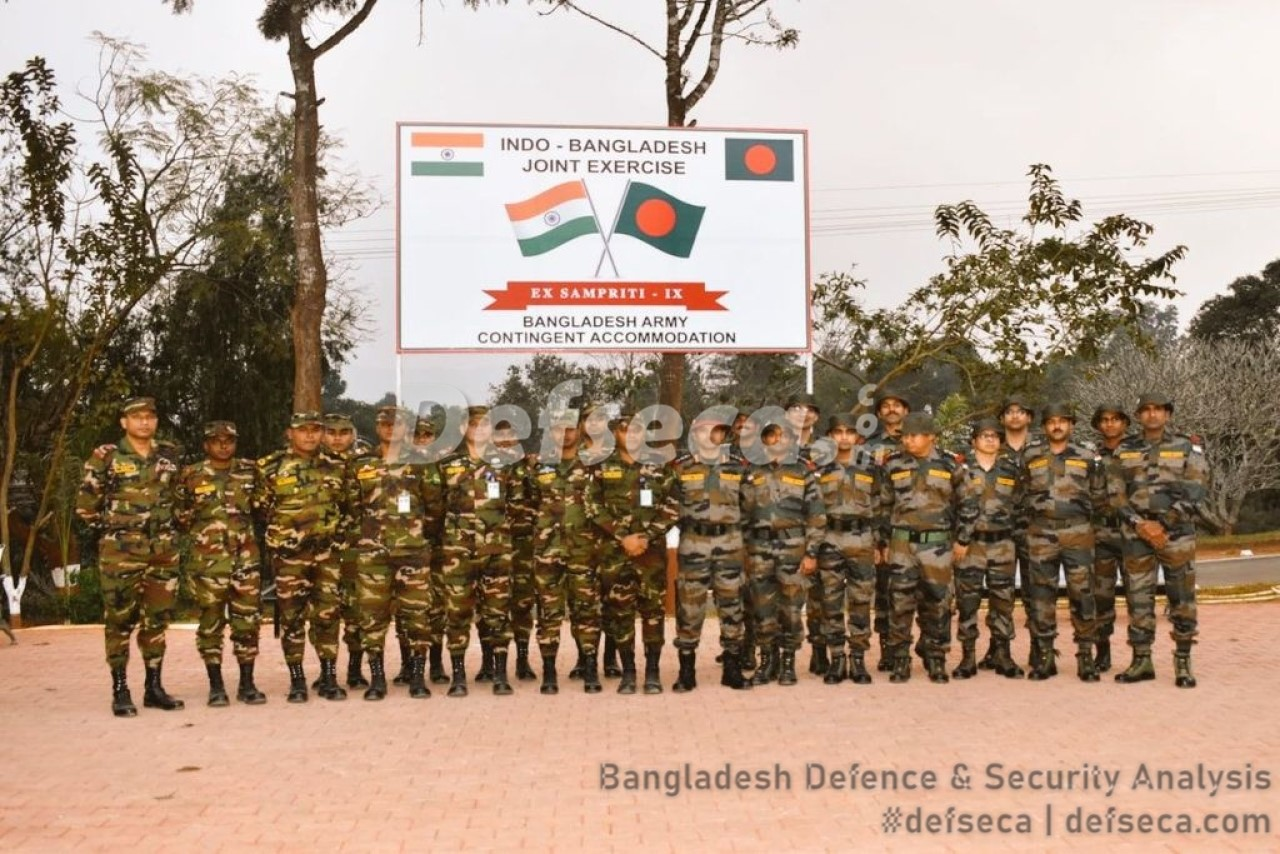 Why India Wants to 'Impose' a Military Partnership on Bangladesh?